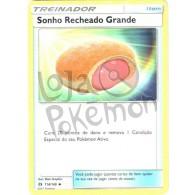 Sonho Recheado Grande 114/149 - Sol e Lua - Card Pokémon