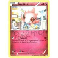 Spritzee 105/162 - Turbo Revolução - Card Pokémon