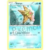 Staryu 33/146 - X Y - Card Pokémon