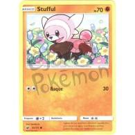 Stufful 55/111 - Invasão Carmim - Card Pokémon