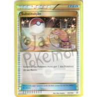 Substituição - Holo 163/160 - Conflito Primitivo - Card Pokémon
