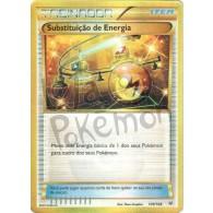 Substituição de Energia - Rara Secreta 109/108 - Céus Estrondosos - Card Pokémon