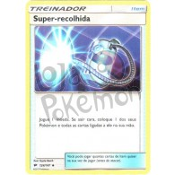 Super-recolhida - Reverse Holo 124/147 - Sombras Ardentes - Card Pokémon