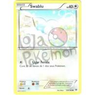 Swablu 124/162 - Turbo Revolução - Card Pokémon