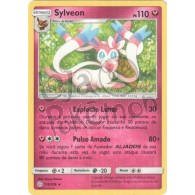 Sylveon - Reverse Holo 155/236 - Eclipse Cósmico - Card Pokémon