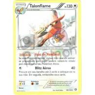 Talonflame 96/114 - Cerco de Vapor - Card Pokémon