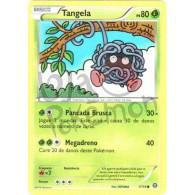 Tangela 1/114 - Cerco de Vapor - Card Pokémon