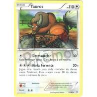 Tauros 57/83 - Gerações - Card Pokémon