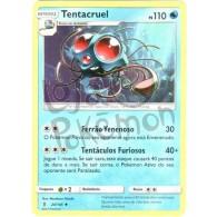 Tentacruel 24/145 - Guardiões Ascendentes - Card Pokémon