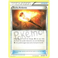 Tocha Ardente  89/106 - Flash de Fogo - Card Pokémon