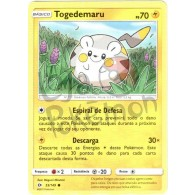 Togedemaru 53/149 - Sol e Lua - Card Pokémon