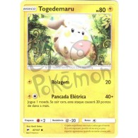 Togedemaru 47/147 - Sombras Ardentes - Card Pokémon