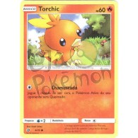 Torchic 4/70 - Dragões Soberanos - Card Pokémon