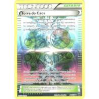 Torre do Caos 94/124 - Fusão de Destinos - Card Pokémon