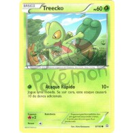 Treecko 6/160 - Conflito Primitivo - Card Pokémon