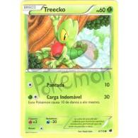 Treecko 6/116 - Congelamento de Plasma - Card Pokémon