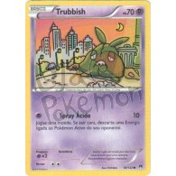 Trubbish 56/122 - Turbo Colisão - Card Pokémon