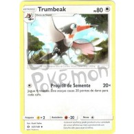 Trumbeak 107/149 - Sol e Lua - Card Pokémon