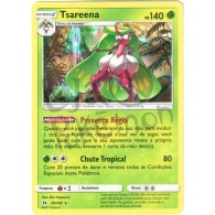 Tsareena - Reverse Holo 20/149 - Sol e Lua - Card Pokémon