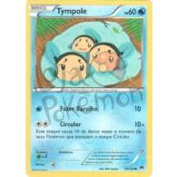 Tympole 33/122 - Turbo Colisão - Card Pokémon