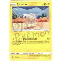 Tynamo - Reverse Holo 44/147 - Sombras Ardentes - Card Pokémon