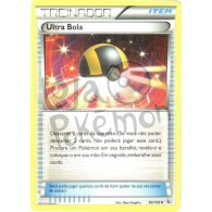 Ultra Bola  99/106 - Flash de Fogo - Card Pokémon