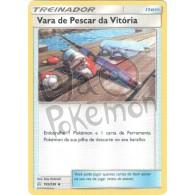 Vara de Pescar da Vitória 195/236 - Eclipse Cósmico - Card Pokémon