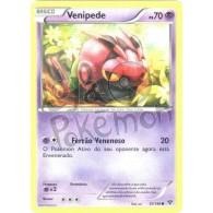 Venipede 51/146 - X Y - Card Pokémon