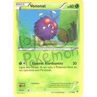 Venonat 1/119 - Força Fantasma - Card Pokémon