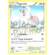Vigoroth 82/111 - Punhos Furiosos - Card Pokémon