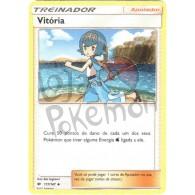 Vitória 117/147 - Sombras Ardentes - Card Pokémon