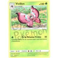 Vivillon 8/131 - Luz Proibida - Card Pokémon
