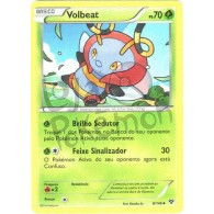 Volbeat 8/146 - X Y - Card Pokémon