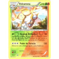 Volcarona 15/114 - Cerco de Vapor - Card Pokémon