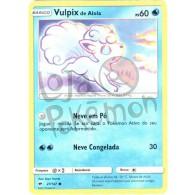 Vulpix de Alola 27/147 - Sombras Ardentes - Card Pokémon