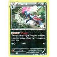 Weavile 61/114 - Cerco de Vapor - Card Pokémon