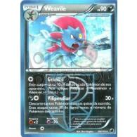Weavile 66/116 - Congelamento de Plasma - Card Pokémon