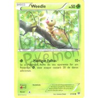 Weedle 3/146 - X Y - Card Pokémon
