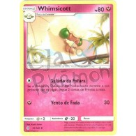 Whimsicott 91/145 - Guardiões Ascendentes - Card Pokémon