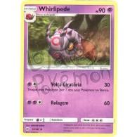 Whirlipede 57/147 - Sombras Ardentes - Card Pokémon