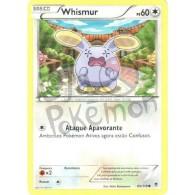 Whismur 83/119 - Força Fantasma - Card Pokémon