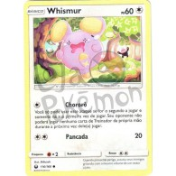 Whismur 116/168 - Tempestade Celestial - Card Pokémon