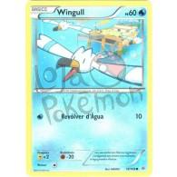 Wingull 18/108 - Céus Estrondosos - Card Pokémon