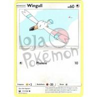 Wingull 111/168 - Tempestade Celestial - Card Pokémon