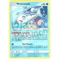 Wishiwashi - Reverse Holo 37/145 - Guardiões Ascendentes - Card Pokémon