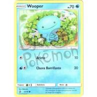 Wooper 25/70 - Dragões Soberanos - Card Pokémon