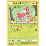 Wurmple 23/214 - Trovões Perdidos - Card Pokémon