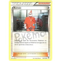 Xerosic 110/119 - Força Fantasma - Card Pokémon