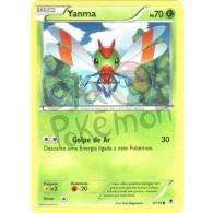 Yanma 3/119 - Força Fantasma - Card Pokémon