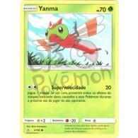 Yanma 2/156 - Ultra Prisma - Card Pokémon